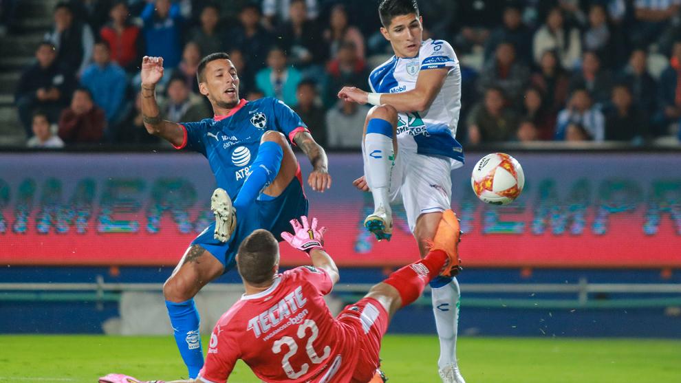 En penales, Monterrey elimina al Pachuca
