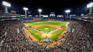 Los Red Sox tomaron ventaja en la serie