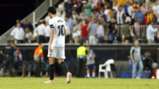 Valencia need a miracle to qualify for the next round of the Champions League