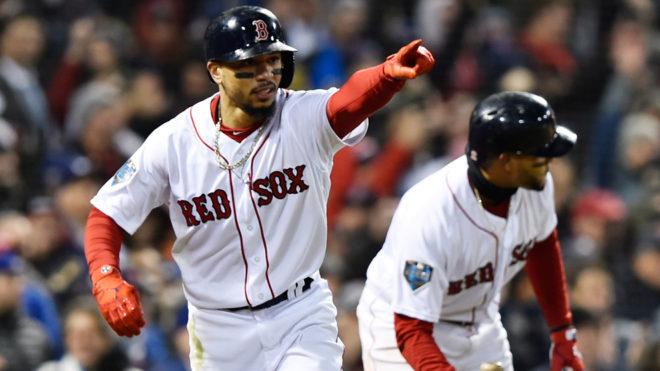 Los Red Sox buscarán su tercer triunfo al hilo en California