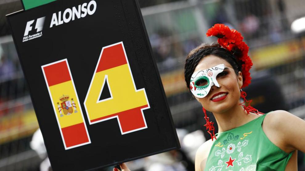 GP México F1 2018 - Horarios y dónde ver la carrera en TV