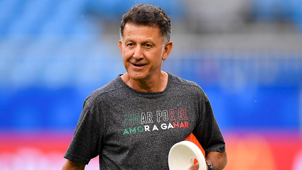 El ex entrenador de la selección mexicana