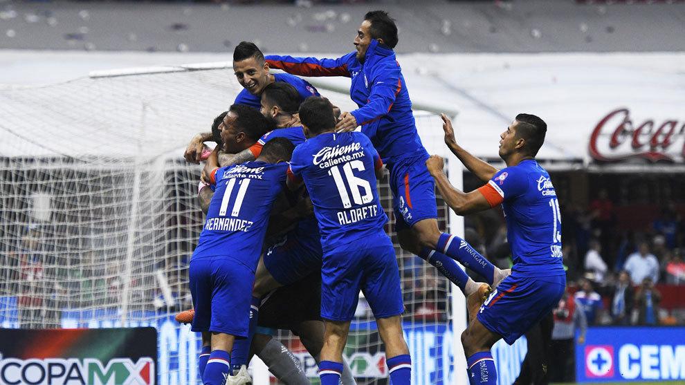 Copa Mx  La final de la Copa MX entre Monterrey y Cruz Azul será el ... ef881f7f2e62e