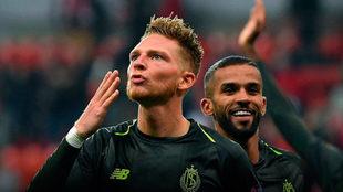 El Standard consigue su segunda victoria