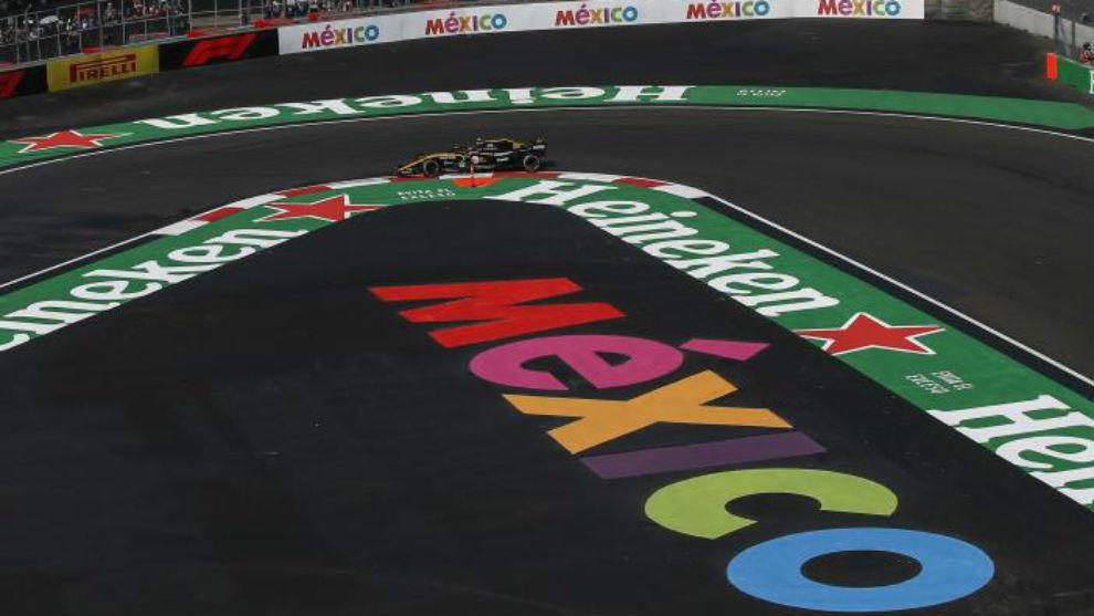 Gran Premio de México 2018 15406556391323
