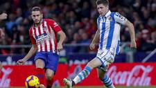 Koke: Dortmund defeat was a fluke result