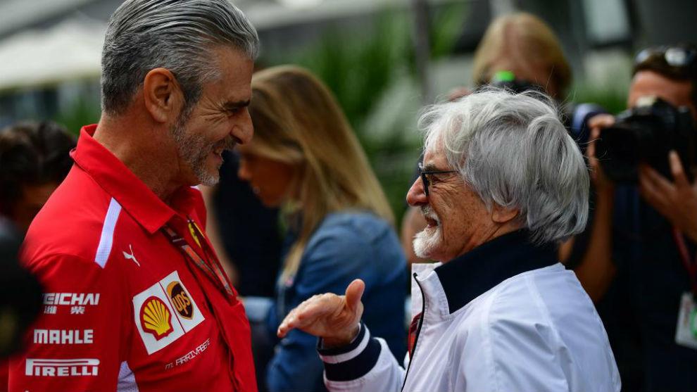Hamilton se corona en México e iguala a Fangio