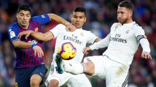 """El recado de Sergio Ramos a Casemiro tras decir que """"el Real Madrid es un desastre"""""""