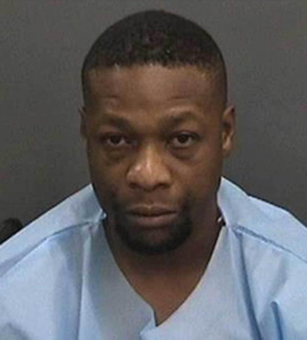 Tyrone Terell Johnson, acusado de asesinato