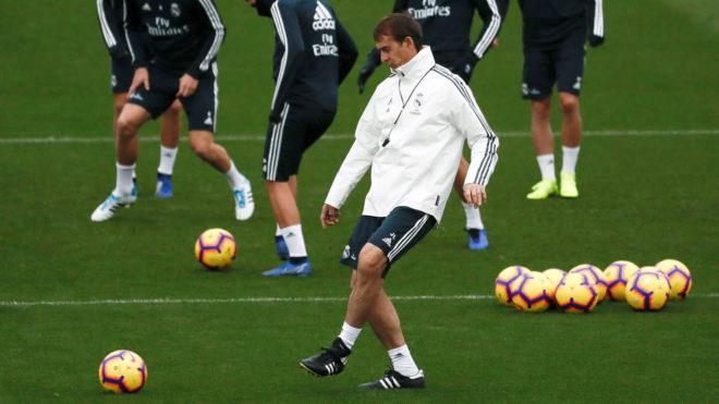 Real Madrid despidió al técnico y asume Santiago Solari — Oficial