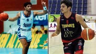 José Miguel Antúnez y Lucas Antúnez