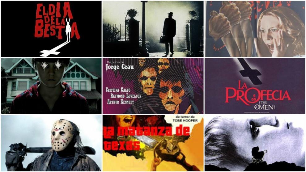 Halloween 2018 10 Películas Para Pasar Miedo La Noche De Halloween