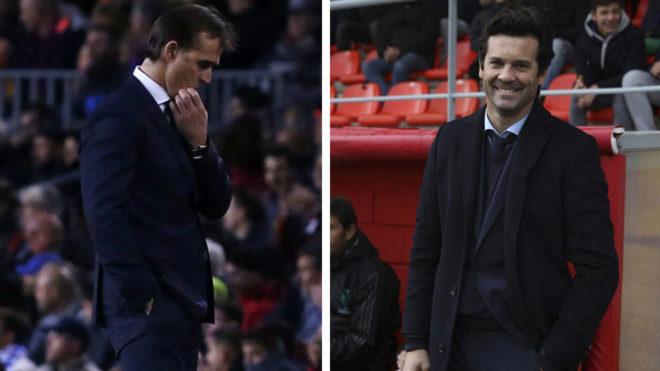 Lopetegui destituido como DTr del Real Madrid; Solari le sustituye