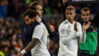 Mariano suple a Marcelo en el Camp Nou