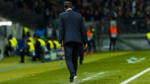 Lopetegui, destituido como entrenador del Real Madrid.