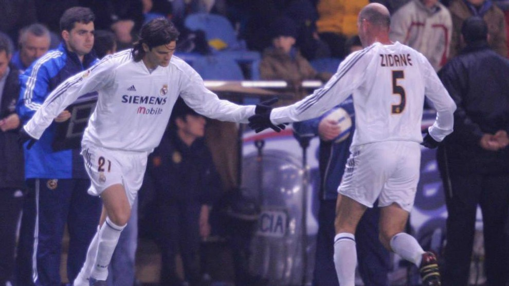 Solari And Zidane