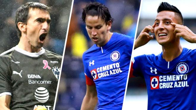 Tres jugadores buscarán su segundo título de Copa MX.