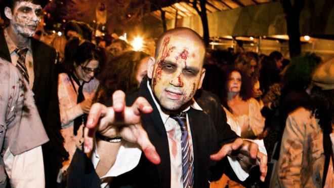 Las mejores fiestas de Halloween en España
