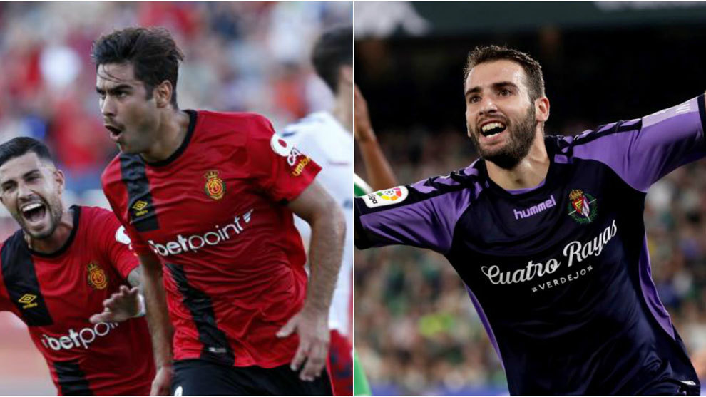 Mallorca Vs Valladolid - 31/10/2018, 20:30.