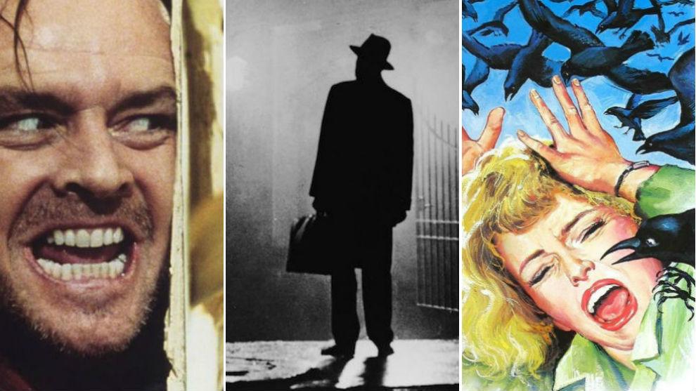Las mejores películas de miedo y terror de la historia