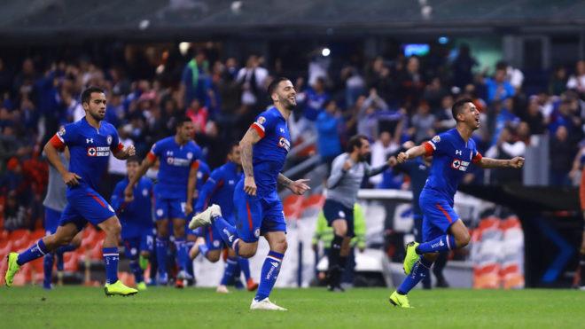 Cruz Azul superó a León en la semifinal