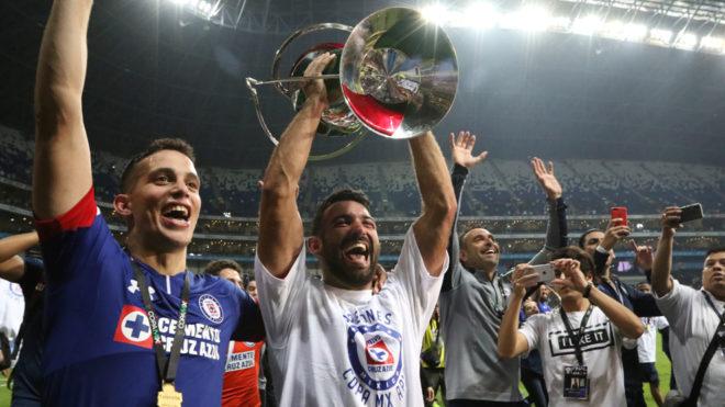 Cruz Azul campeón Copa MX  La Máquina vuelve a funcionar  dd036d1b0c32b