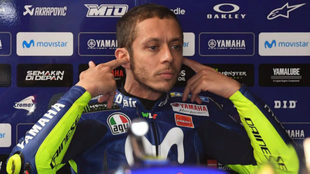 Valentino Rossi, piloto italiano de MotoGP