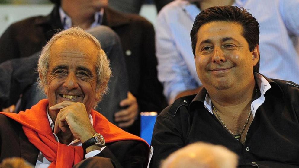 Rodolfo D'Onofrio y Daniel Angelici buscarán cambiar la fecha de las...