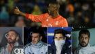 Vinícius en Melilla arriba; Benzema, Bale, Asensio e Isco, en el...