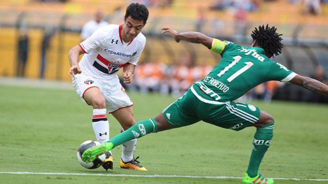 El elemento del Sao Paulo es recordado con cariño en el club.
