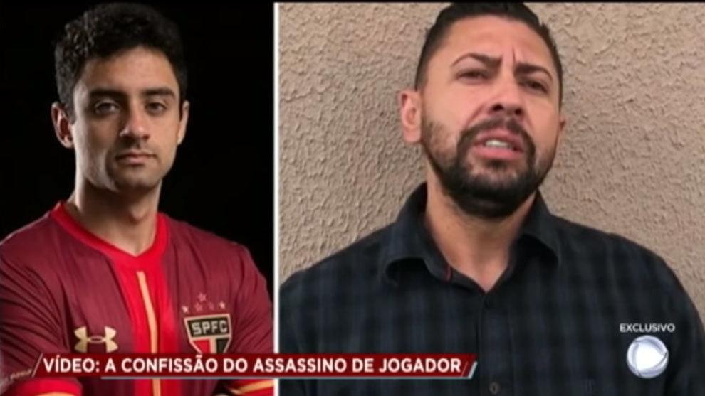 Edson Brittes sospechoso del asesinato de Daniel Correa