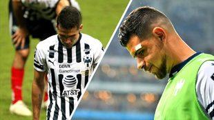 Celso Ortiz y Luis Madrigal lamentan la derrota de Monterrey en la...