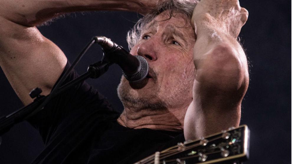 "Roger Waters (Pink Floyd): ""Israel no va a parar hasta eliminar al..."
