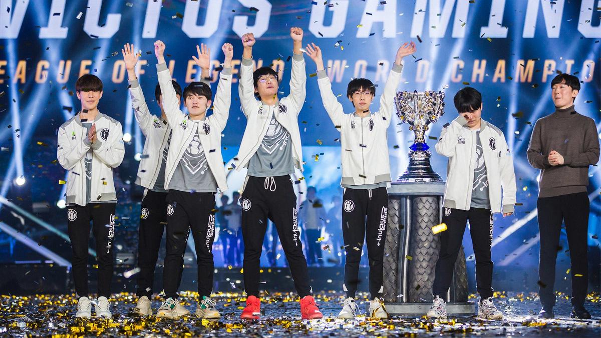 Invictus Gaming, campeón mundial de League of Legends