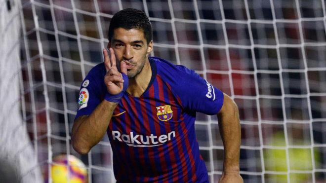 Đội hình tiêu biểu vòng 11 La Liga: Lần thứ 2 liên tiếp cho Suarez