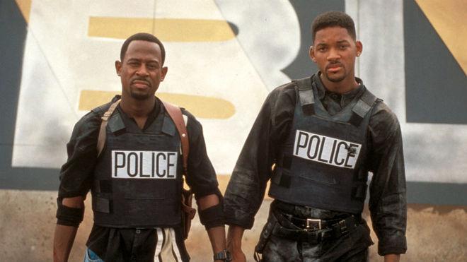 Will Smith y Martin Lawrence se vuelven a unir para  'Dos policías...