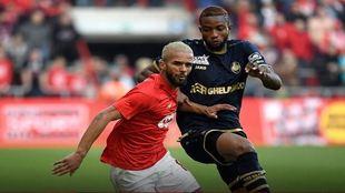El Antwerp se llevó los tres puntos de la casa del Standard...