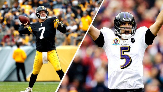 Nfl Steelers Vs Ravens Resultado Y Anotaciones Marca Claro Mexico