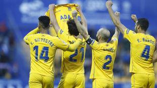Marco Sangalli dedica el gol que marcó a su hermano Luca