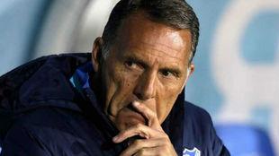 Miguel Ángel Russo, director técnico de Millonarios F.C.