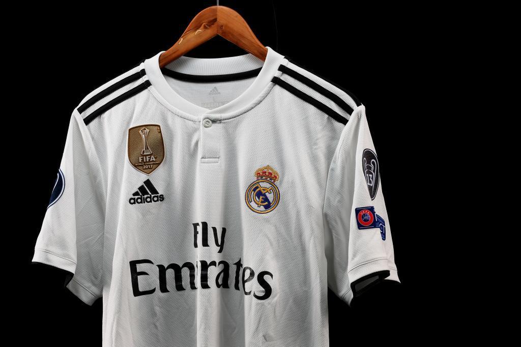 official photos f7bf1 0644d LaLiga Santander: Real Madrid and Adidas have 1,100 million ...