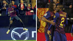 Dembele on his own: Chose to celebrate in the corner despite Barcelona drawing with Rayo