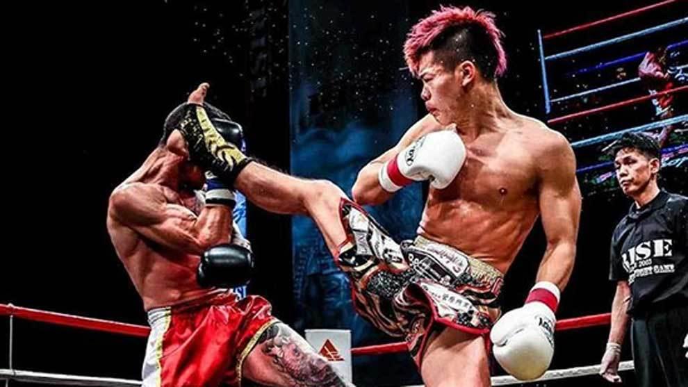 Tenshin Nasukawa, rival de Floyd Mayweather en el RIZIN 14
