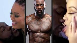 Deontay Wilder admits that he had sex just two hours before a fight...