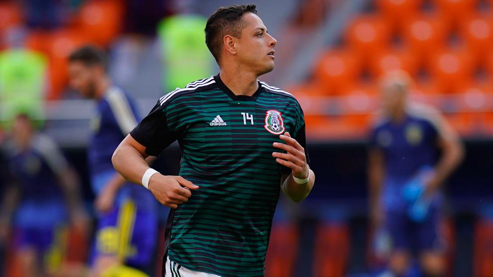 Chicharito confiesa que ha pensado dejar la Selección