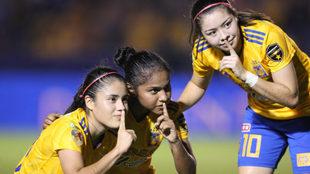Tigres se consolida como el mejor equipo de la Liga MX.