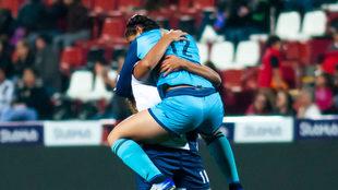 Puebla Femenil se acerca a los cuartos de final.