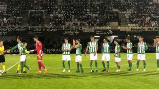 Un partido del Sanluqueño.