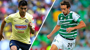 Goltz e Izquierdoz alcanzaron la gloria en México
