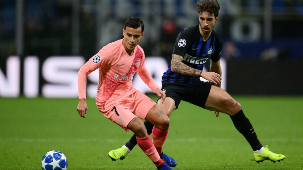 Champions League 2018: Inter de Milán vs FC Barcelona ...